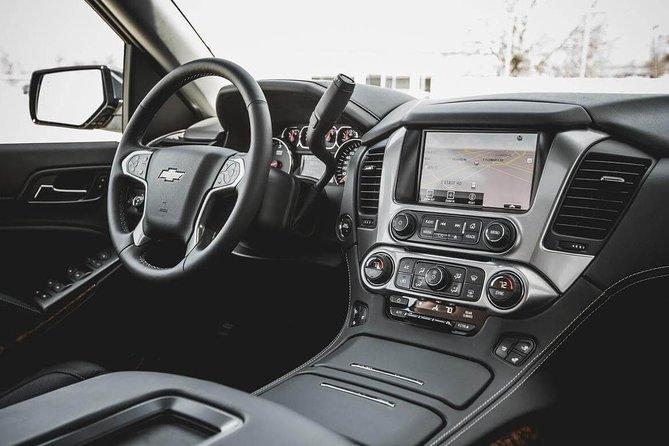 SUV Chevrolet Suburban Interior
