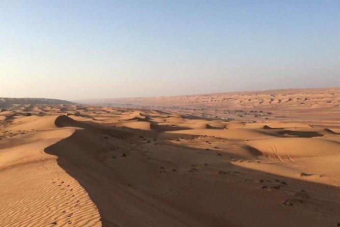 Sunset tour in alsharqiya sand dunes