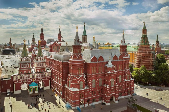 Private airport transfer Moscow city center to Domodedovo Intl Airport (DME)