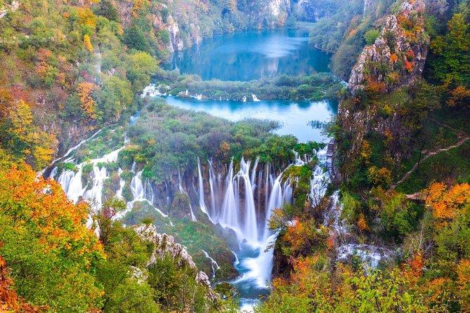 Day trip visit Nikola Tesla's birthplace and the Plitvice lakes