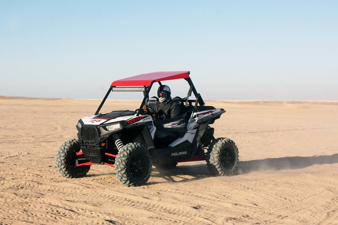 Polaris Desert Buggy with Camel Ride (3 Hours) - Hurghada photo 10