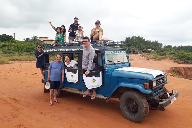 City tour tour along the beach of pipa and region!