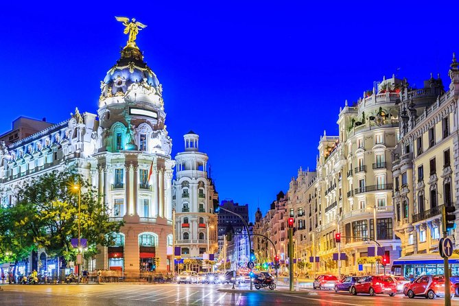 Ultra - Madrid Private Airport Transfer from Madrid airport MAD to city centre