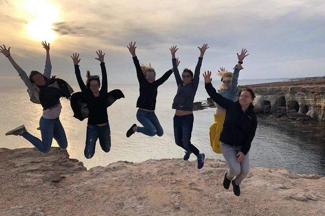 Around Cape Greko walk (upto 10 km) - from Larnaca