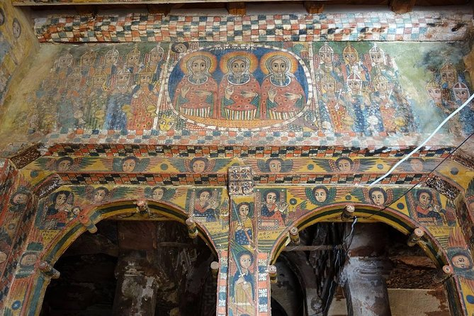Three Days Rock Churches of Tigray – Start in Mekele and End Axum