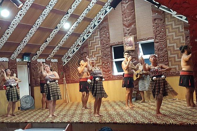 Rotorua Day Highlights Tour