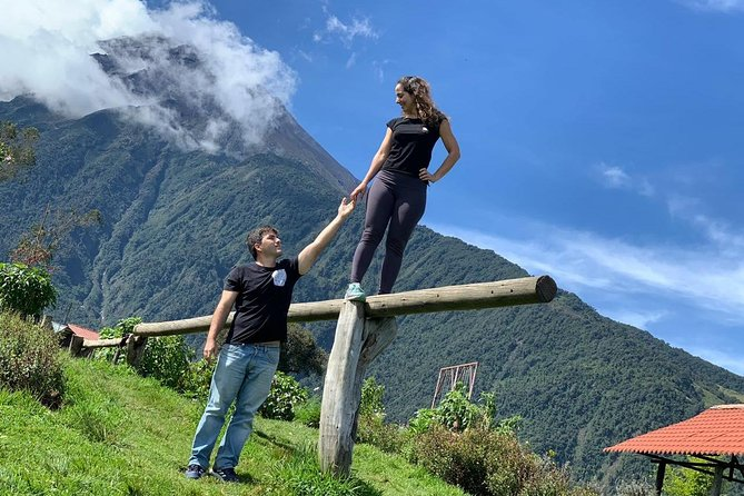 Ecuador Volcano Avenue 5 days