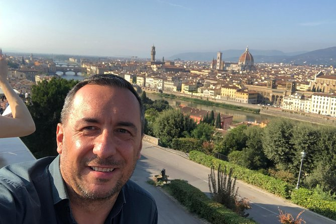 Full day tour from Rome to Florence or Pompeii or Sorrento or Assisi