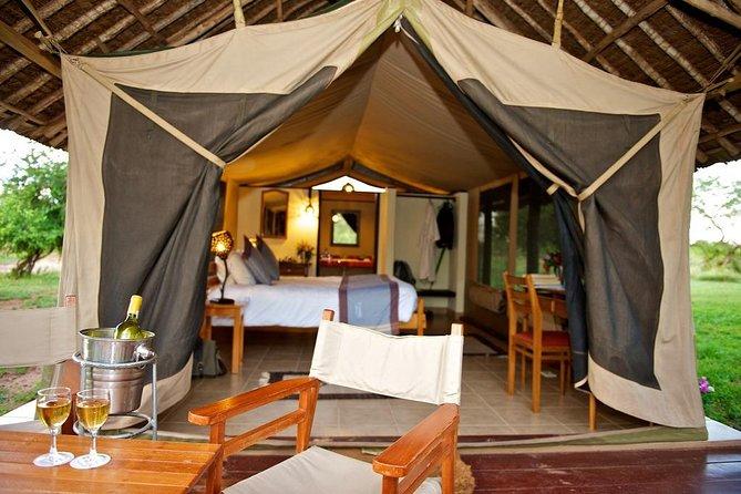 5 Day Tanzania Wilderness Lodges Safari