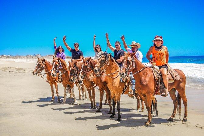 ATV & Horseback Combo enjoy adventure and beauty!