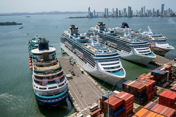 Transfer Port Society of Cartagena - Airport / Hotel Arrival / Departure