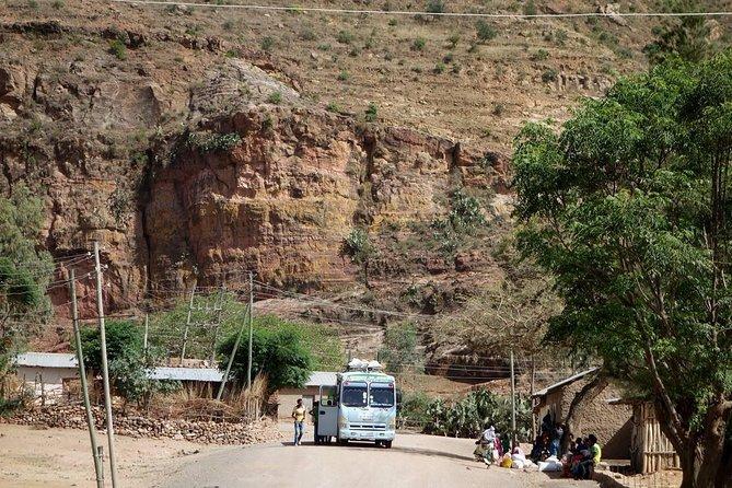 Three days trekking in tigray mountain