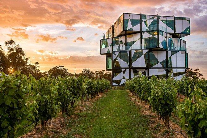d'Arenberg Cube / McLaren Vale Regional Tour