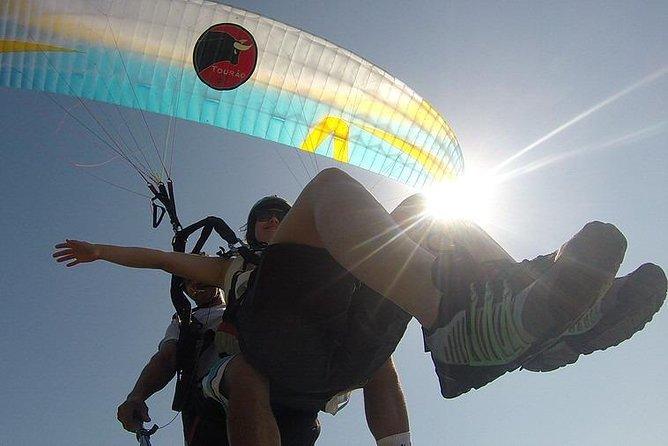 Rio de Janeiro Paragliding Experience