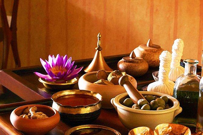 Ayurveda Body Massage