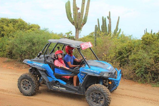 Cabo Wild Desert Tour, Polaris ATV or Razor Single, Double, Triple or Quad!