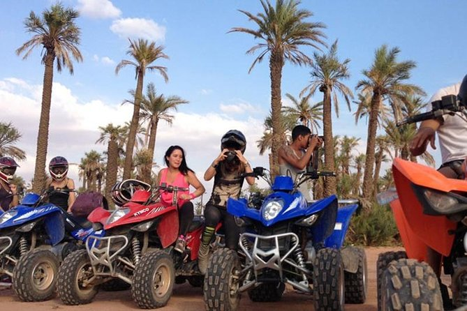 QUAD BIKE Small Group 1/2 Day in Marrakech photo 9