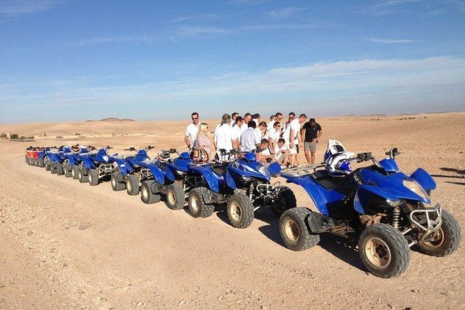QUAD BIKE Small Group 1/2 Day in Marrakech photo 10