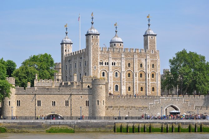 Tower of London and Tower Bridge Private Tour