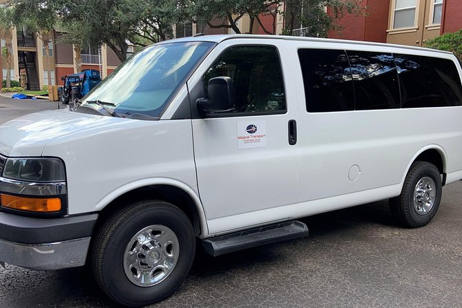 Family Van for Rent - Daily Rate