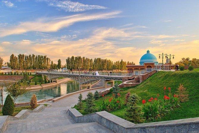 Tashkent Green City Tour