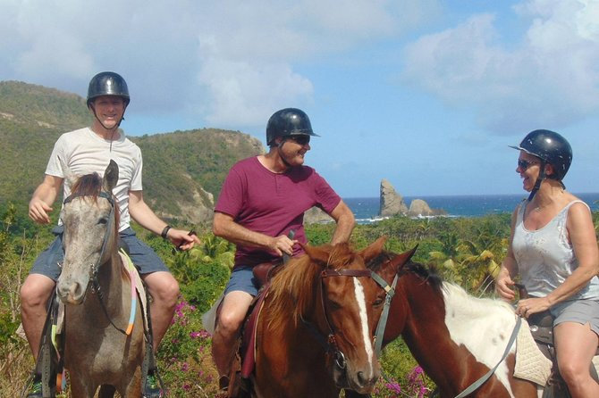 East Coast Riding Stable: Horseback Riding Excursion St. Lucia photo 15