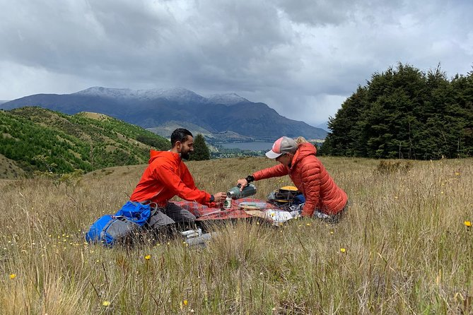 Hike the Backcountry with Lunch