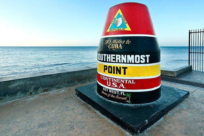 Miami to Key West Day Tour