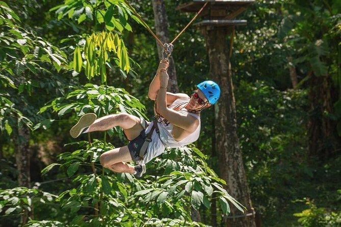 Jungle Xtreme Zipline Phuket Adventure