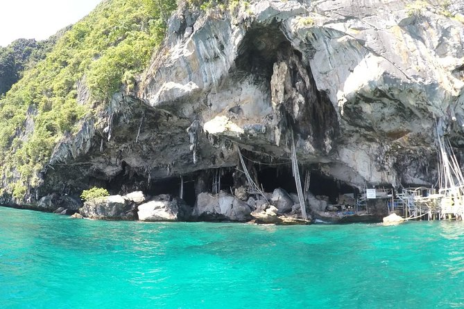 From Khao Lak : Phi Phi Snorkeling Day Trip by Speedboat Including Buffet Lunch photo 3