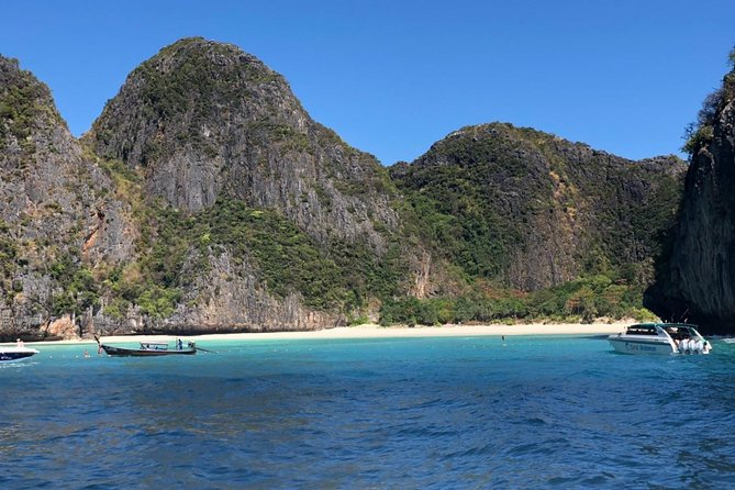 From Khao Lak : Phi Phi Snorkeling Day Trip by Speedboat Including Buffet Lunch photo 2