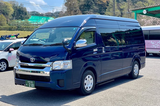 Oita Airport Pick-up Chartered Bus / Cab photo 1