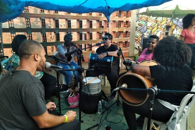 Favela Paraisópolis Experience: Traditional Feijoada With Samba