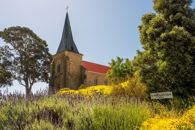 Half-Day Trip from Hobart to Richmond with Roundtrip Port Transfer