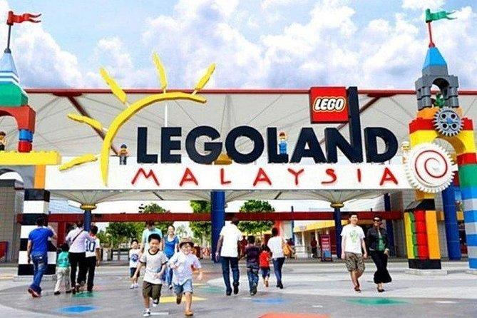 01 Day Combo Legoland Dry Park + Sea Life Entrance Ticket