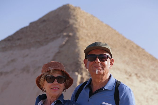 Private 8-Hour Tour: Giza Pyramids, Memphis, Saqqara, and Dahshur Pyramids photo 19