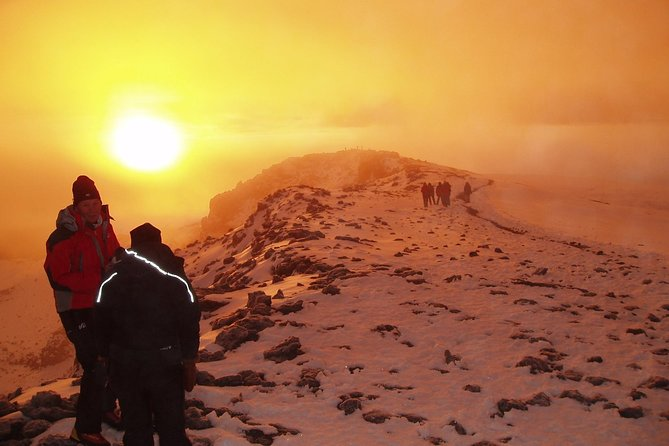 Shira Route Trekking 10 Days (8 Days Climbing) from Mount Kilimanjaro