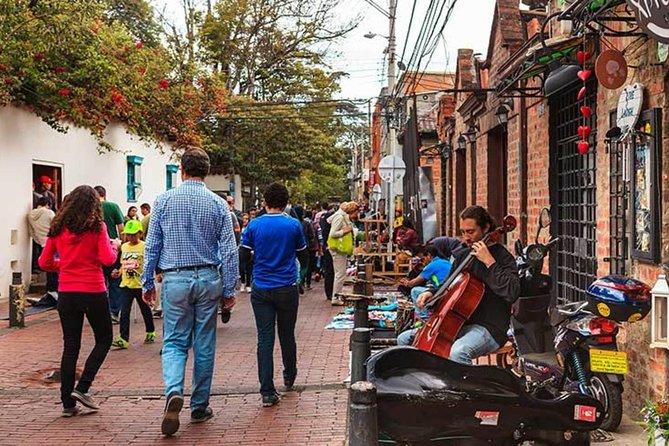 City Tour: Northside Bogotá