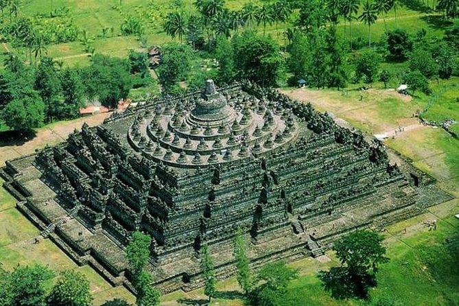 Yogyakarta Private Tour : Borobudur, Prambanan and Merapi Volcano ( With Lunch)
