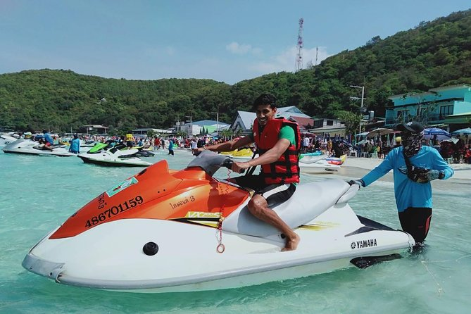 Koh Larn Island Tour Pattaya Speed Boat