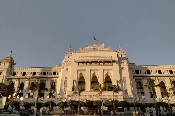 Rangoon City Tour