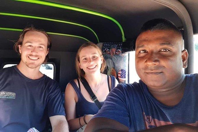 Lorenta Tuk Tuk City Tours Anuradhapura