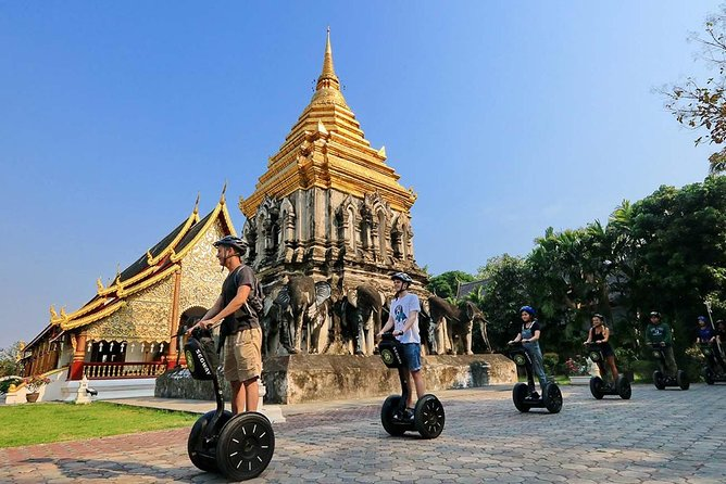 Sun Segway Adventure : Chiang Mai Old Town Top 5 Cultural Attraction