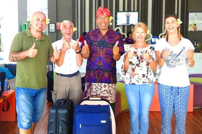"""Bali Best way to end your vacation """"Airport Departure Transfer + Spa DEALS"""""""