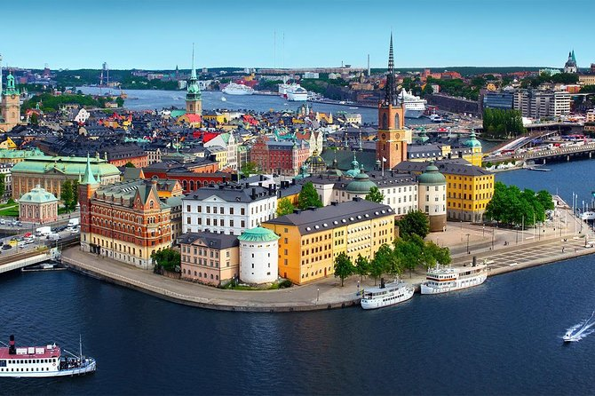 Join-in Shore Excursion to Stockholm with visit Vasa Museum from Nynashamn port