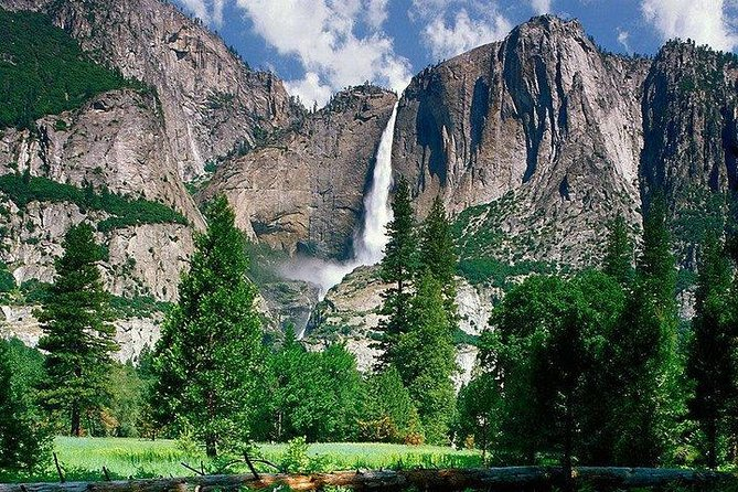 Yosemite Round Trip Transportation from San Francisco or San Jose