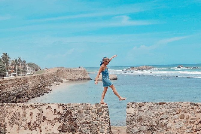 Galle Fort Leisure & Relaxing Walk