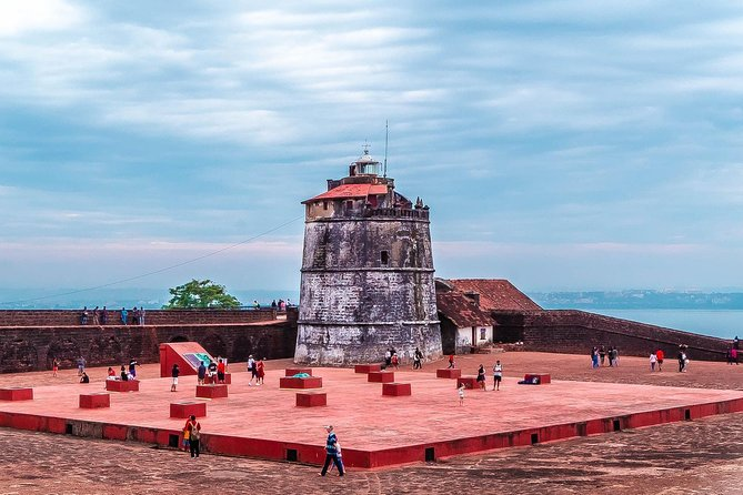 Private tour of North Goa with pick-up from Mormugao Port