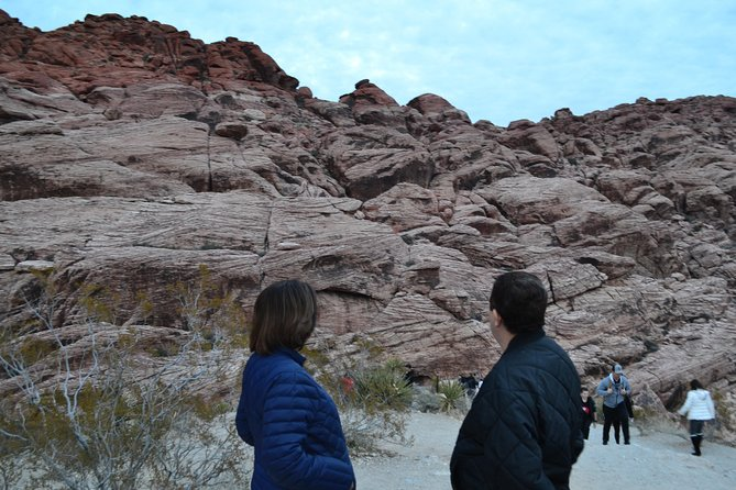 Red Rock Canyon Small Group Guided Tour