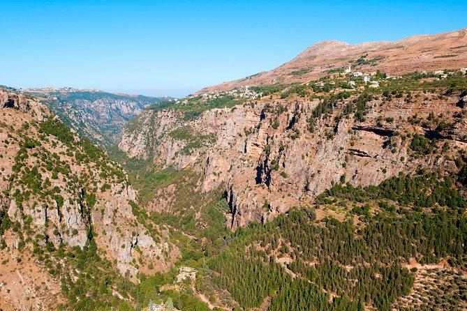 Day Trip from Beirut - Qadisha, Bcharri & Cedars of God - Private Tour